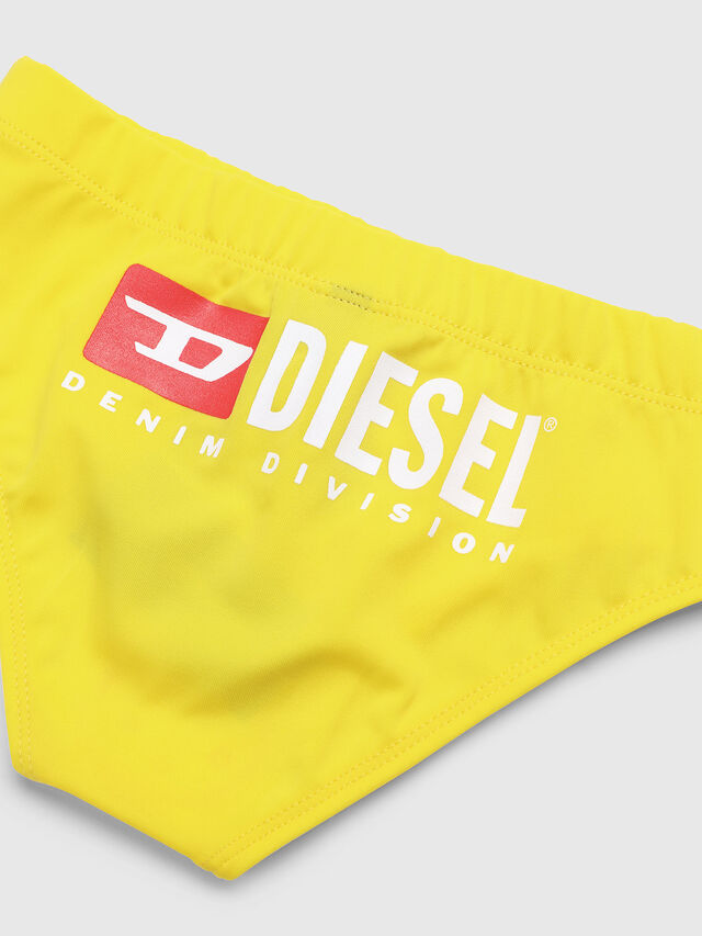 Diesel - MOZER, Yellow - Beachwear - Image 3