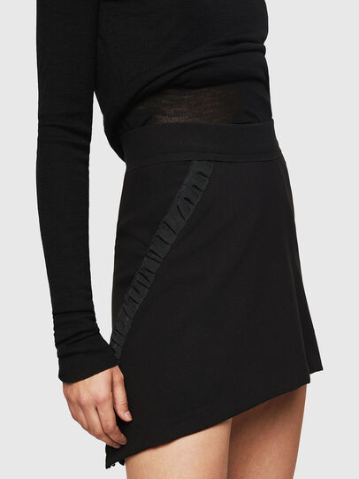 Diesel - ONAT, Black - Skirts - Image 3
