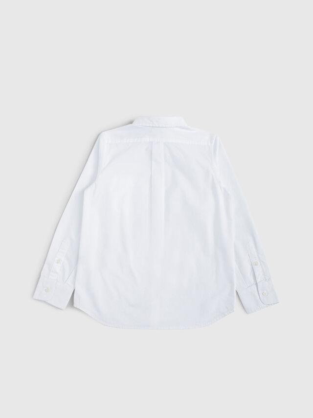 Diesel - CSMOI, White - Shirts - Image 2