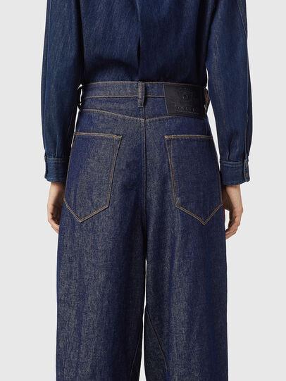 Diesel - D-CONCY-SP, Dark Blue - Jeans - Image 4