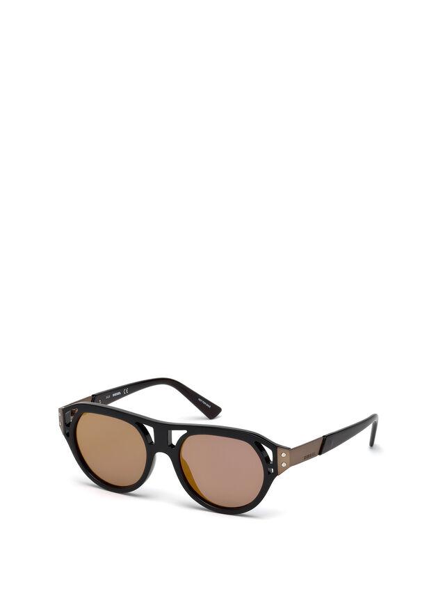 Diesel - DL0233, Black - Eyewear - Image 6