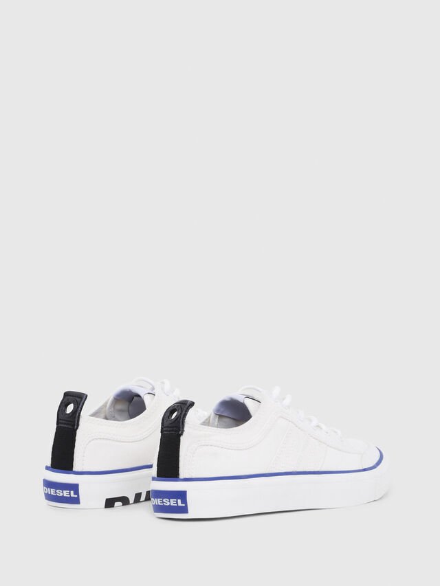 Diesel - S-ASTICO LC LOGO W, White - Sneakers - Image 3