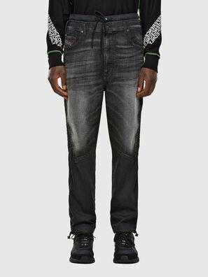 D-Skint JoggJeans® 069PC, Black/Dark grey - Jeans