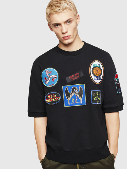 Diesel - S-MAGGY-SH-PATCH,  - Sweaters - Image 1