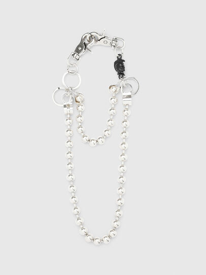 Diesel - L-BOL, Silver - Bijoux and Gadgets - Image 1