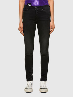 D-Roisin 069MZ, Black/Dark grey - Jeans