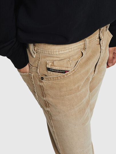 Diesel - Thommer 0890E, Beige - Jeans - Image 3