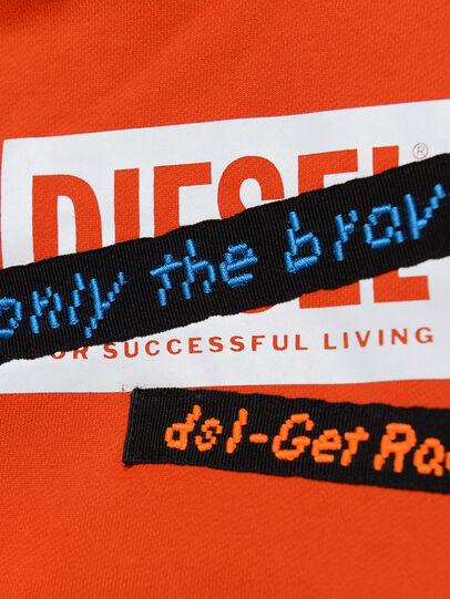 Diesel - SONELGET OVER, Orange - Sweaters - Image 3