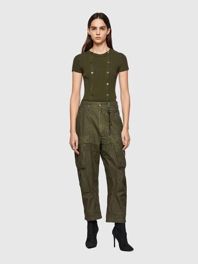 Diesel - P-EMMA, Military Green - Pants - Image 5