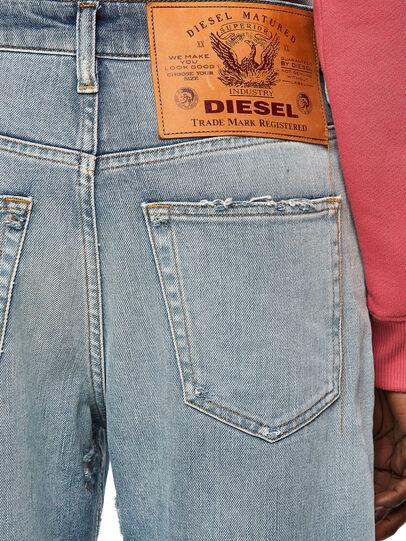 Diesel - D-Reggy 09A04, Light Blue - Jeans - Image 3