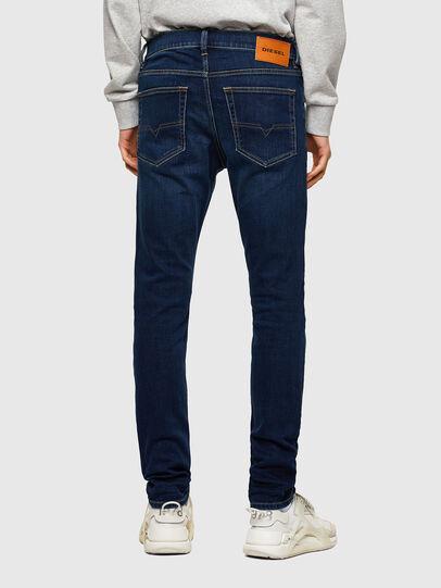 Diesel - D-Luster 009ML, Dark Blue - Jeans - Image 2