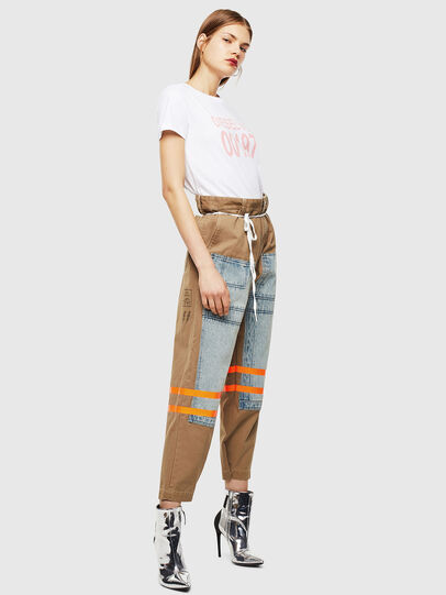Diesel - T-SILY-001978,  - T-Shirts - Image 5