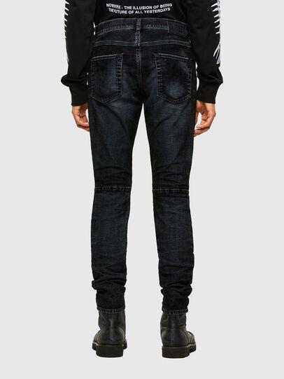 Diesel - D-Strukt JoggJeans® 069TG, Black/Dark grey - Jeans - Image 2