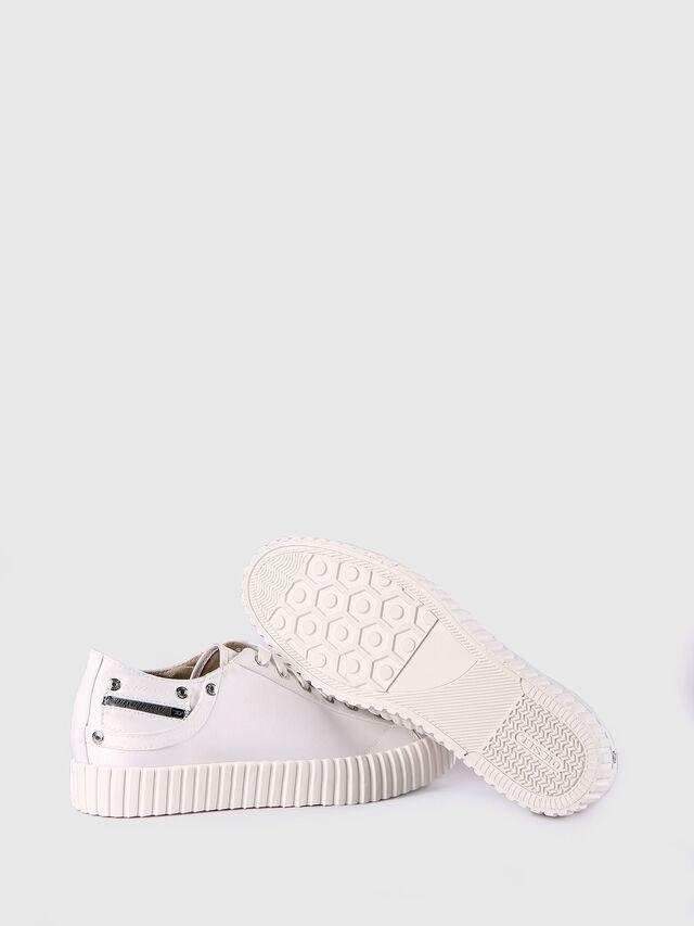 Diesel - S-EXPOSURE CLC W, White - Sneakers - Image 6