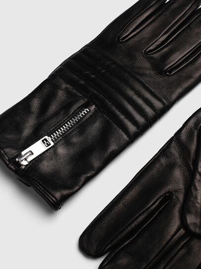 Diesel - GILARI-ML, Black - Gloves - Image 2