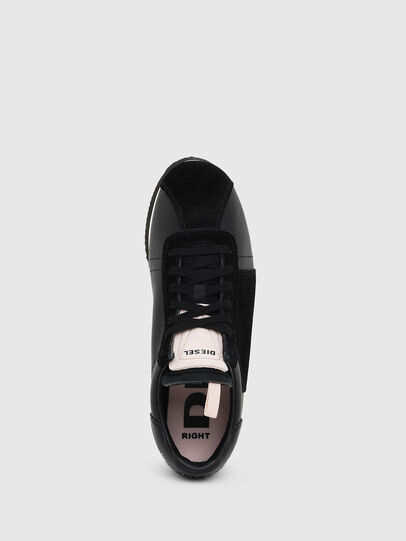 Diesel - S-PYAVE WEDGE, Black - Sneakers - Image 5