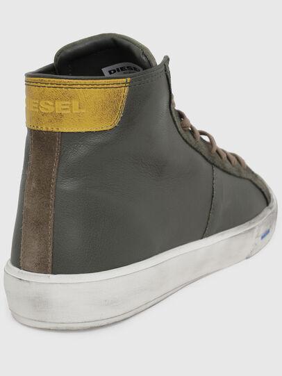 Diesel - S-MYDORI MC, Military Green - Sneakers - Image 5
