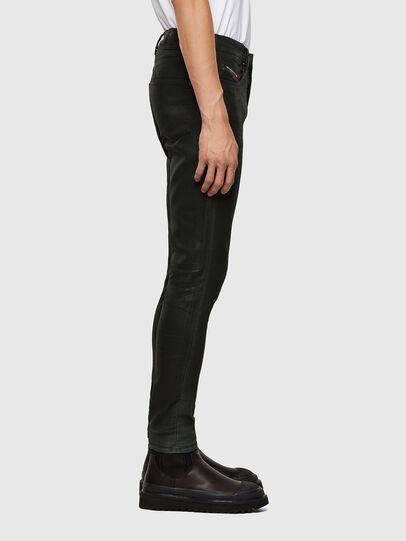 Diesel - D-Strukt JoggJeans® 069QX, Black/Green - Jeans - Image 7