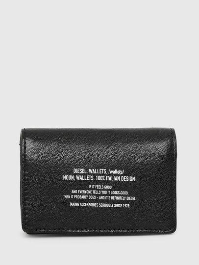 Diesel - DUKEZ, Black - Card cases - Image 1