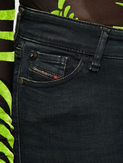 Diesel - Slandy 009QG, Dark Blue - Jeans - Image 3