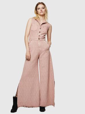 DE-GRACE-P, Pink - Jumpsuits