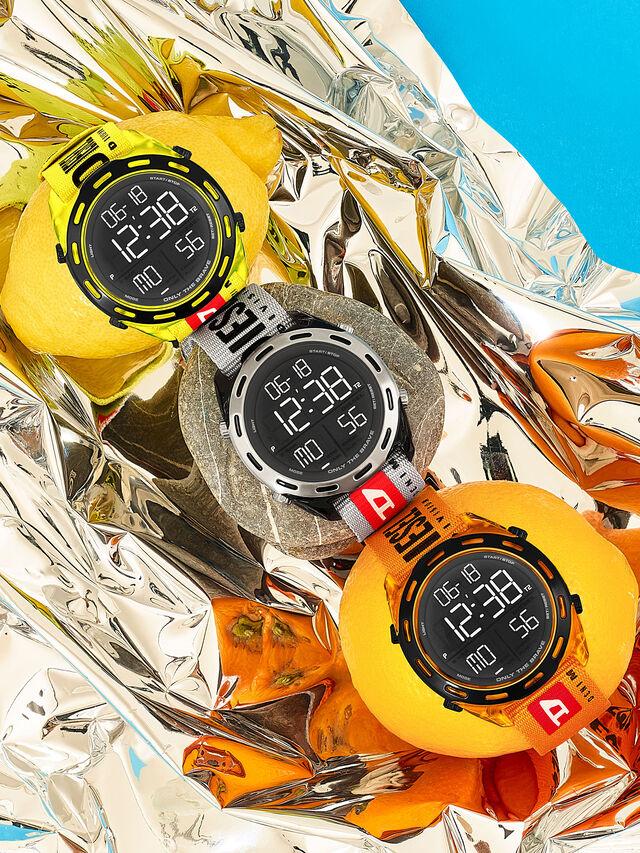 Diesel - DZ1896, Orange Fluo - Timeframes - Image 2