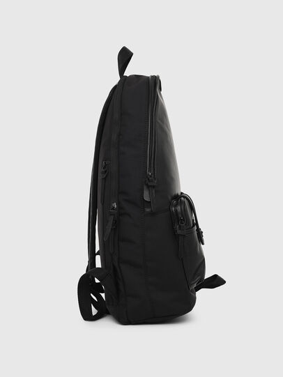 Diesel - MONTEKKIO, Black - Backpacks - Image 3