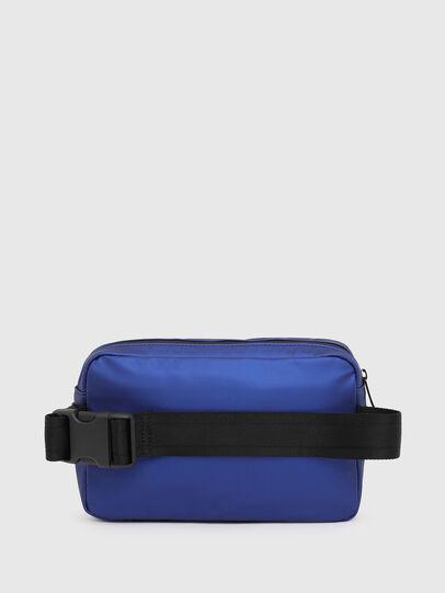 Diesel - F-BOLD BELTBAG, Blue - Belt bags - Image 2