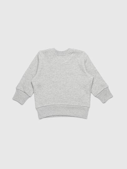 Diesel - SDIEGOXB, Light Grey - Sweaters - Image 2