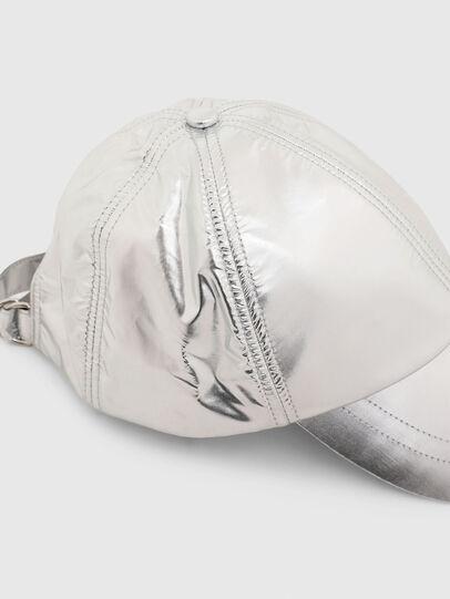 Diesel - CIBRAME, Silver - Caps - Image 3