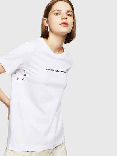 Diesel - T-SILY-WR,  - T-Shirts - Image 1