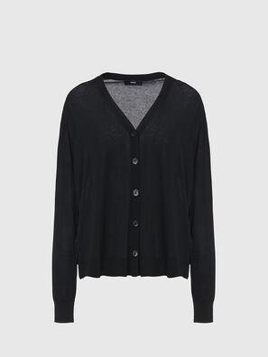 M-PALMER, Black - Knitwear