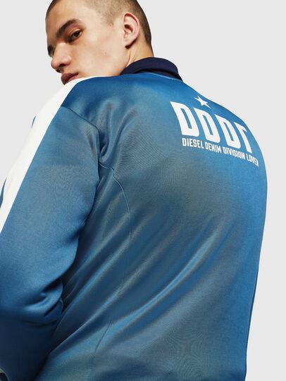 Diesel - S-ELMAR, Brilliant Blue - Sweaters - Image 5
