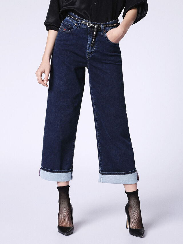 WIDEE JOGGJEANS 0686X, Dark Blue