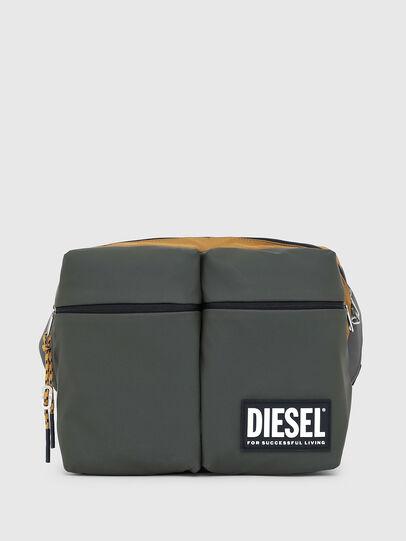 Diesel - CROSYO, Military Green - Crossbody Bags - Image 1