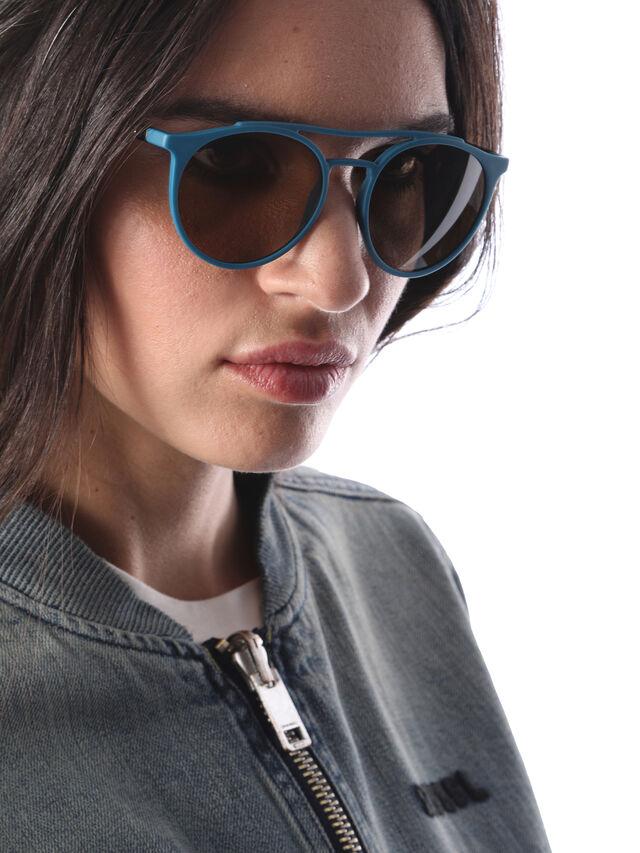 Diesel - DM0195, Blue - Sunglasses - Image 6