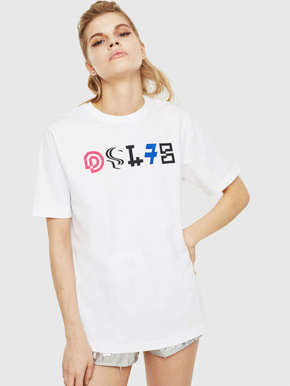 Diesel - T-JUST-Y17-FL,  - T-Shirts - Image 1