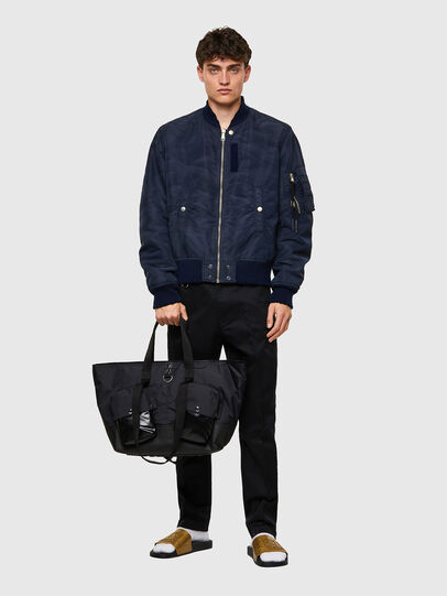 Diesel - IKYO, Black - Shopping and Shoulder Bags - Image 6