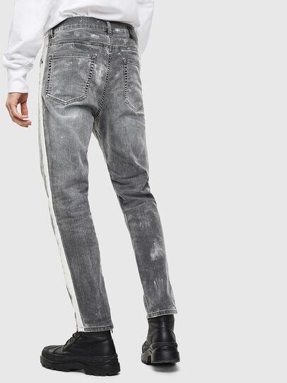 Diesel - D-Eetar 0094N, Light Grey - Jeans - Image 2