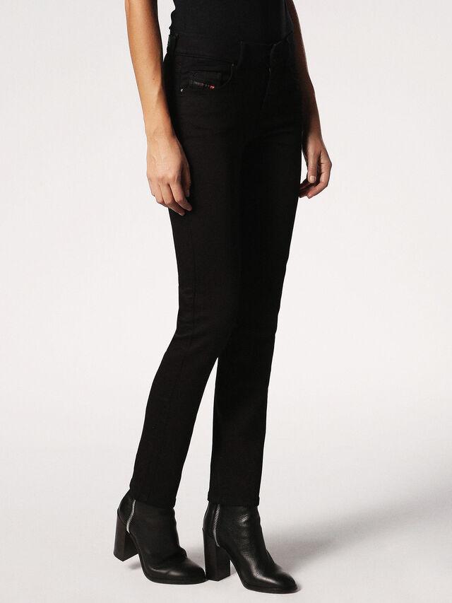 Diesel Sandy 0800R, Black/Dark grey - Jeans - Image 6