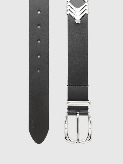 Diesel - B-BURNY, Black - Belts - Image 3