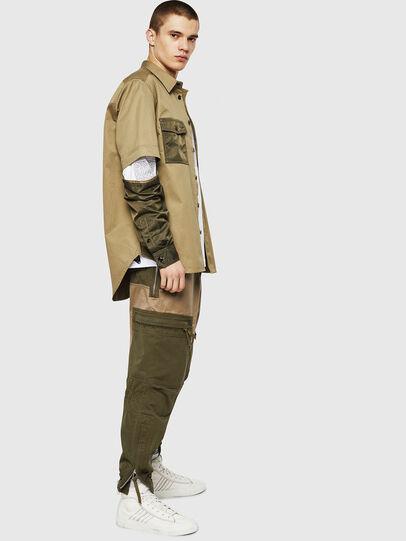 Diesel - S-KOSOV, Military Green - Shirts - Image 5