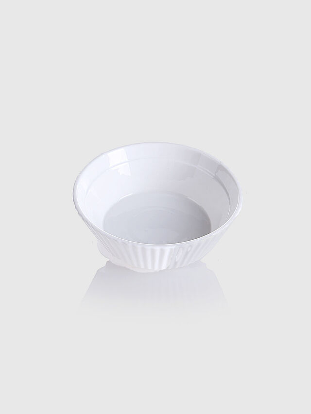 Living 10982 MACHINE COLLEC, White - Bowl - Image 1