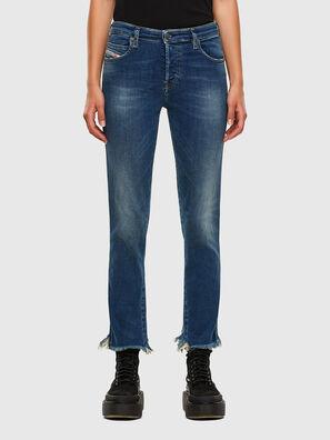 Babhila-Zip 009EZ,  - Jeans
