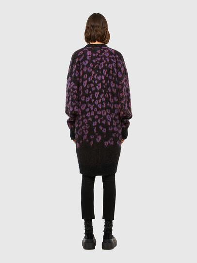 Diesel - M-REBECCA, Violet/Black - Knitwear - Image 2