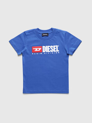 TJUSTDIVISIONB-R, Cerulean - T-shirts and Tops
