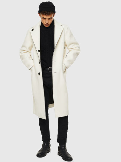 Diesel - W-COLBERT, White - Winter Jackets - Image 7