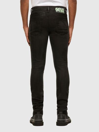 Diesel - D-Strukt JoggJeans® 009GH, Black/Dark grey - Jeans - Image 2