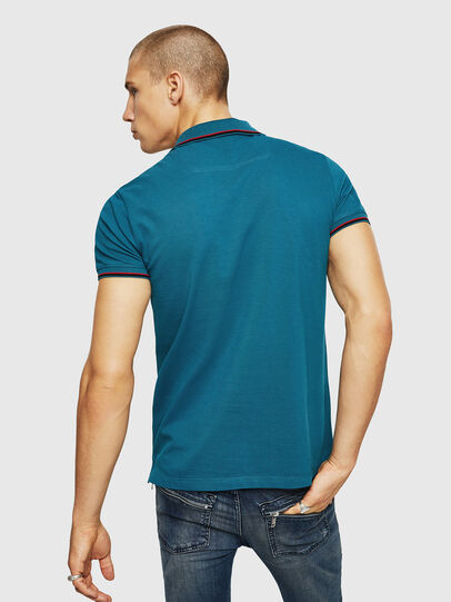 Diesel - T-RANDY-NEW, Blue Marine - Polos - Image 2