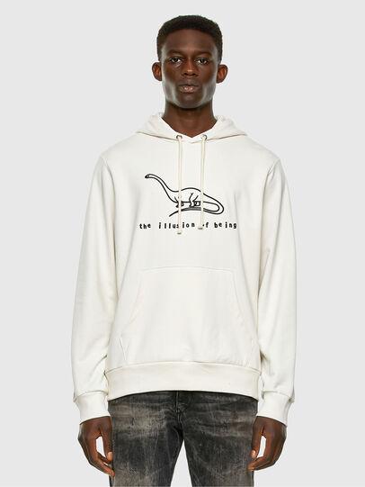 Diesel - S-GIRK-HOOD-X1, White - Sweaters - Image 5
